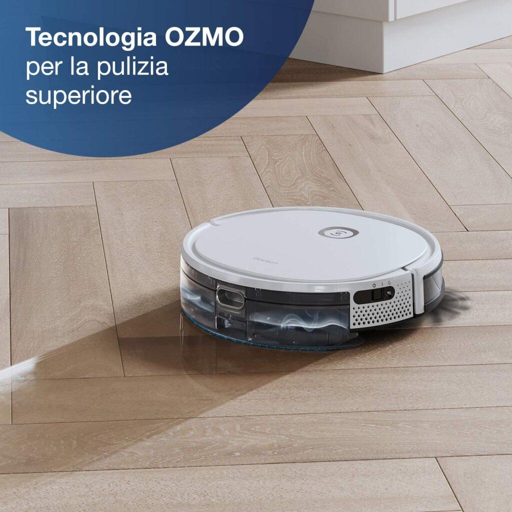 Recensione ECOVACS Deebot Ozmo U2