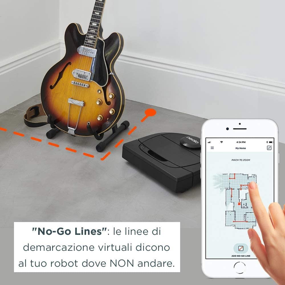 Recensione Neato Robotics 650