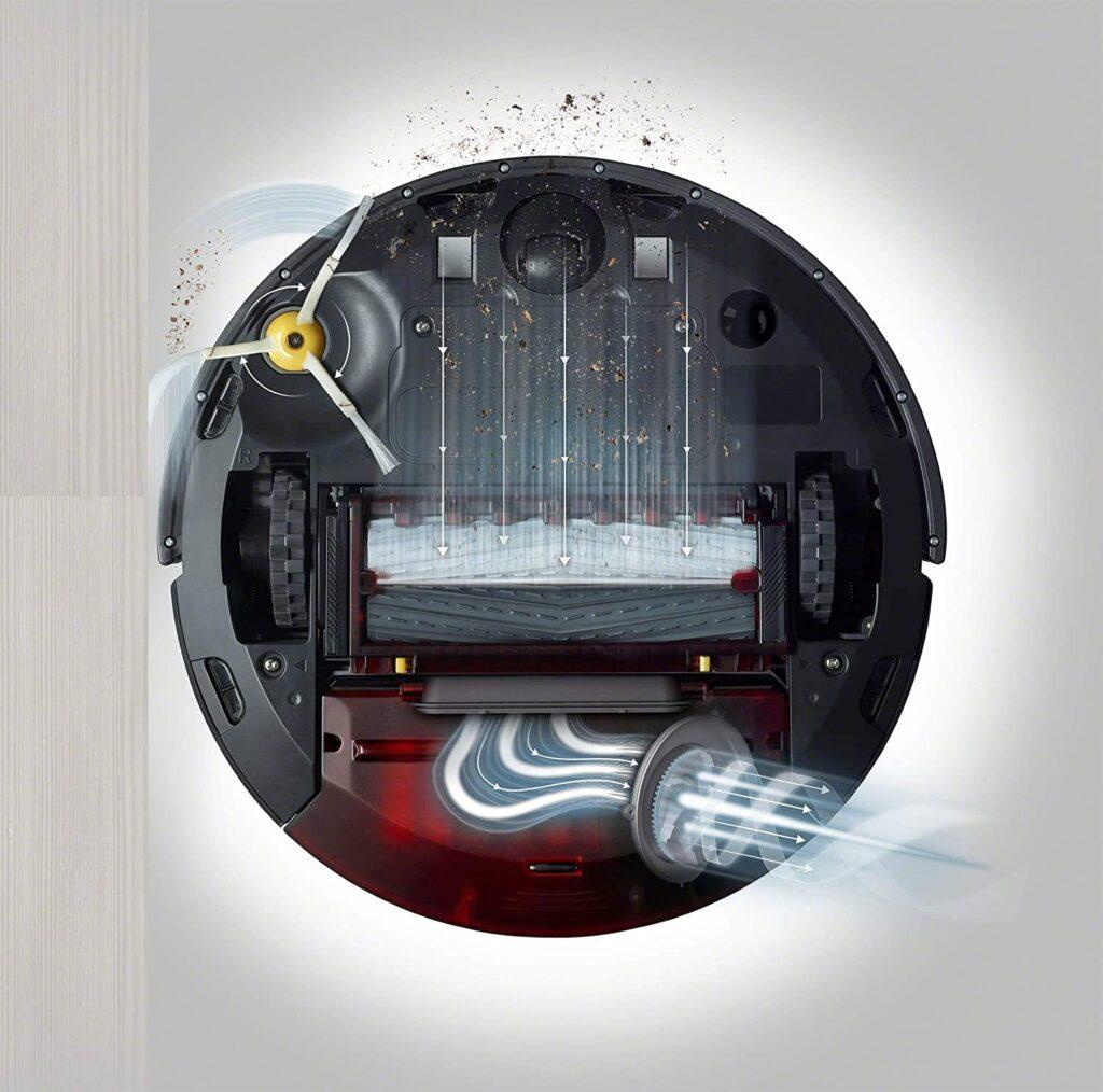 Recensione iRobot Roomba 971
