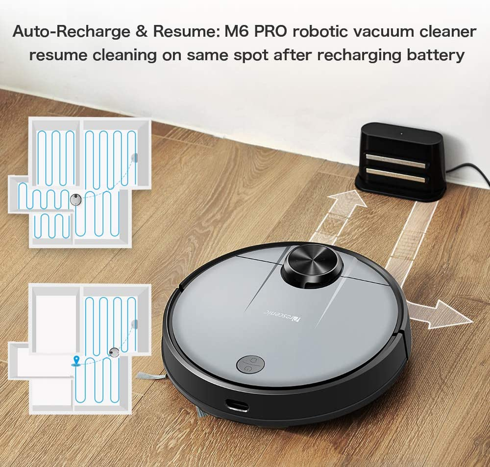 Robot Proscenic M6 PRO
