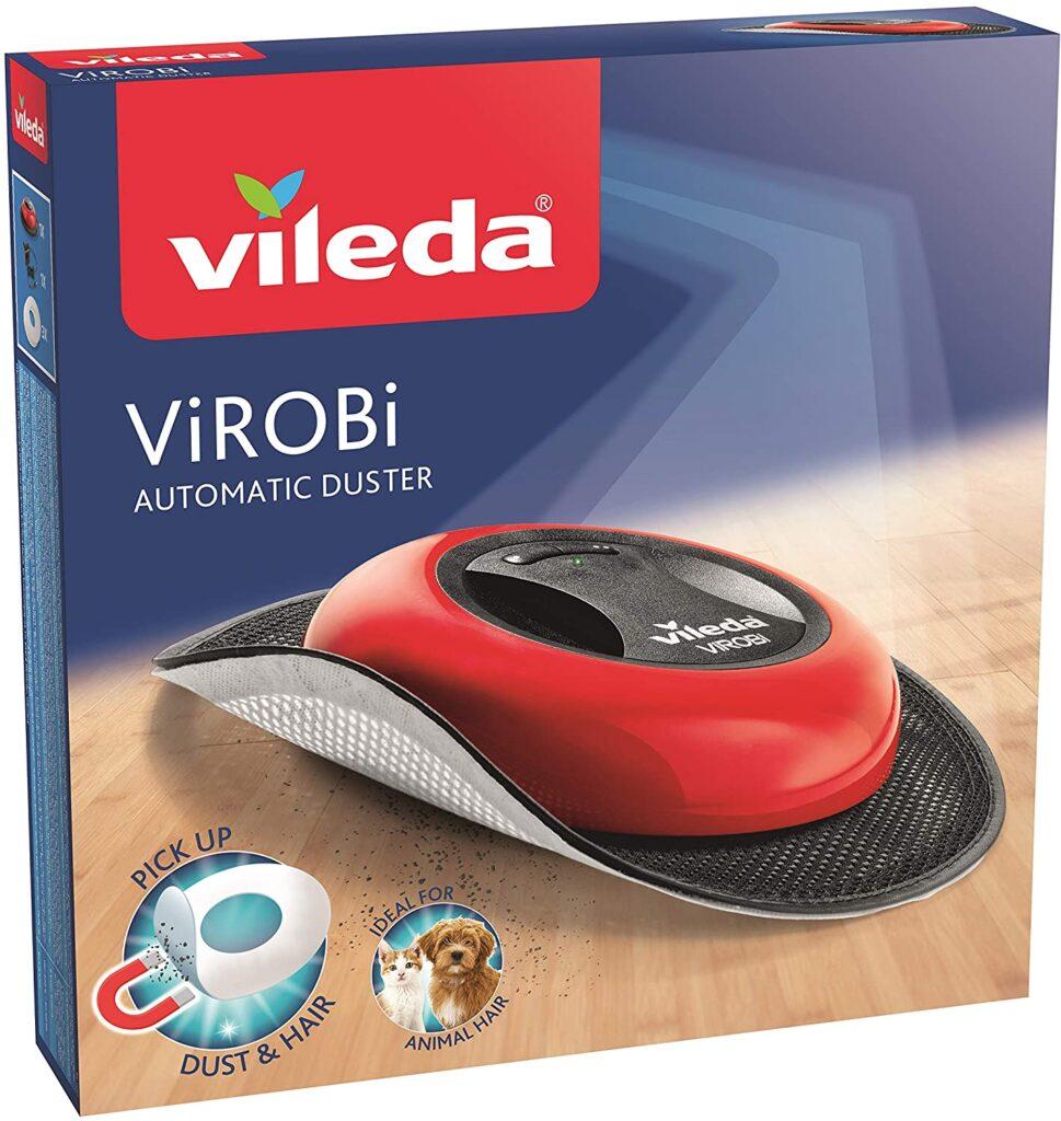 Recensione Vileda Virobi